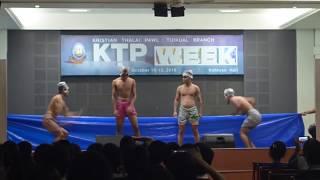 Synchronized Swimming, KTP week, Tuikual Branch 2016