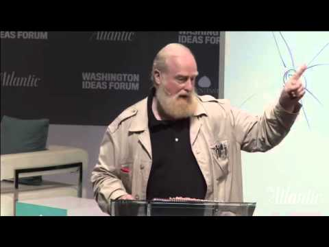 IDEAS OUT LOUD: Bran Ferren / Washington Ideas Forum 2015
