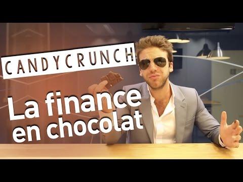 Candy Crunch - La finance en chocolat