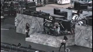 Metallica Rich Stadium Buffalo N. Y. June 19th 1988 Monsters of Rock