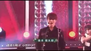 Six TONES のオリジナル曲集ですヽ(;▽;)ノ : BE CRAZY : この星のHIKA...