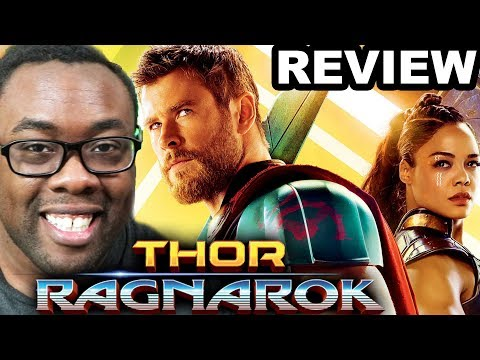 THOR RAGNAROK Movie Review (Spoilers) | Andre Black Nerd
