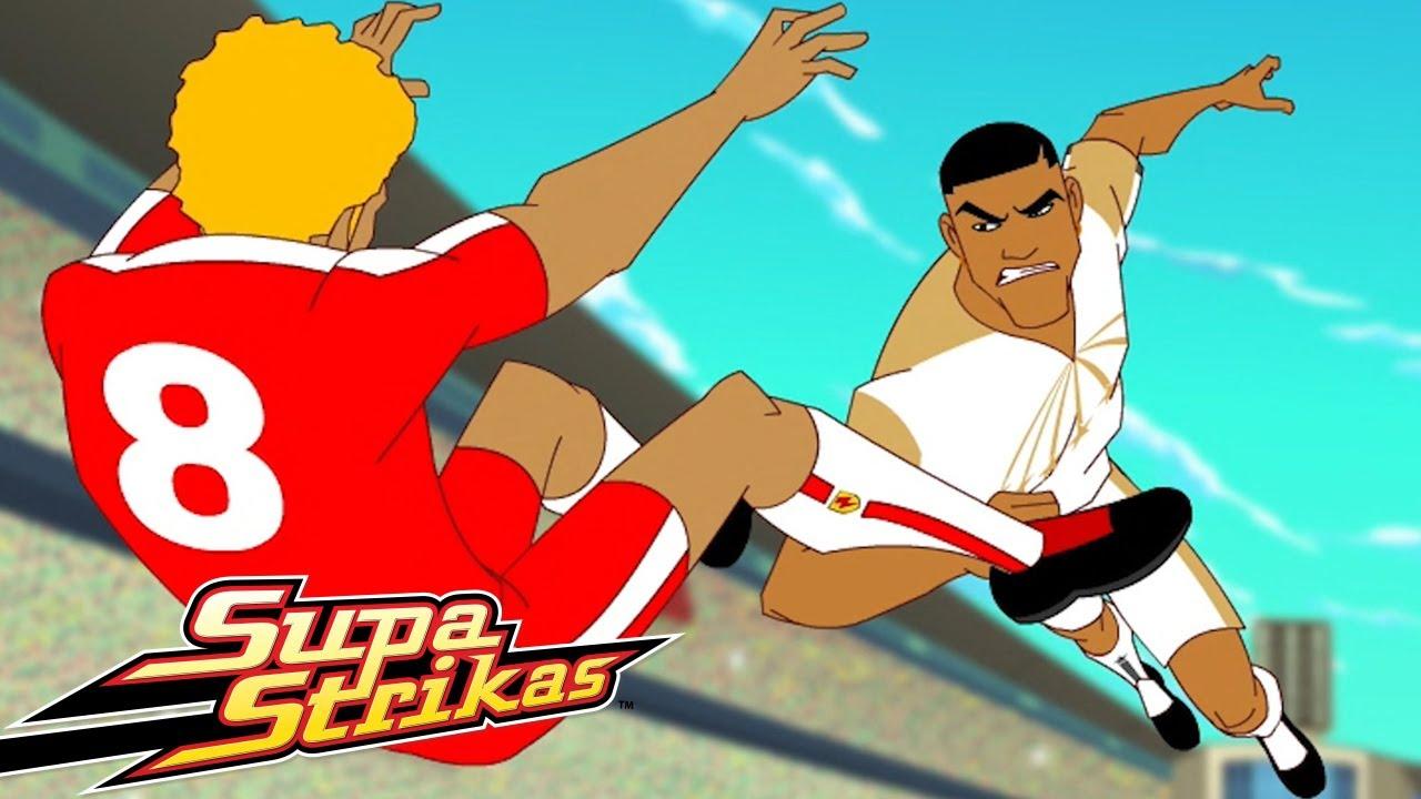 Download Supa Strikas   Bringing Down The House!   Full Episode Compilation   Soccer Cartoons for Kids!