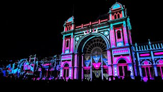 Top11 3D Projection Mapping Artworks