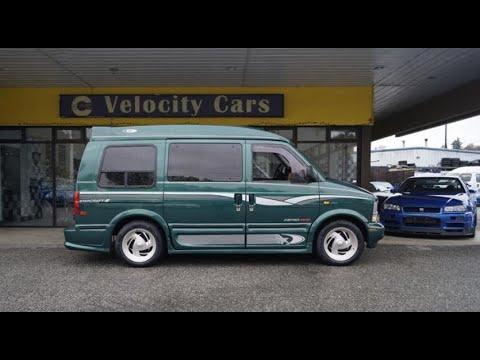 Vancouver Velocity Cars Ltd. : #25403 Chevy Astro Starcraft