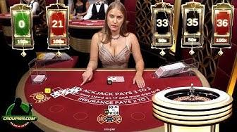 ONLINE BLACKJACK VIP TABLE VS HIGH STAKES LIGHTNING ROULETTE! £2,000 Bankroll at Mr Green Casino!