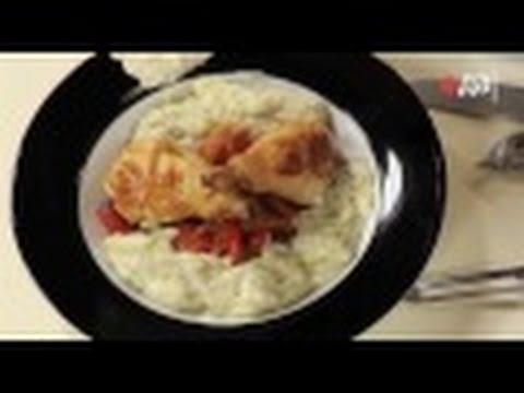 Салат с креветками и курицей: не откажите попробовать