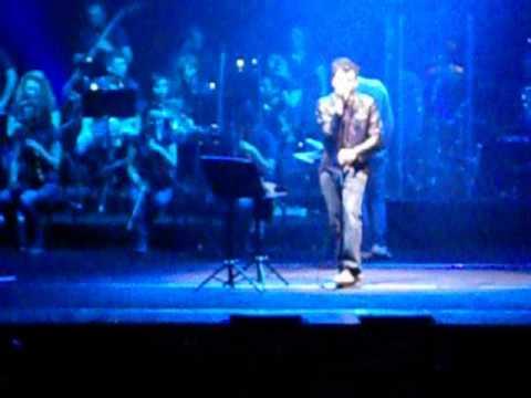 Francesco Renga - Tour 2011 - 24 Marzo - Sala Santa Cecilia, Auditorium Roma- Angelo