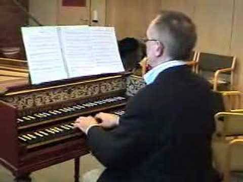 Robert Hill Teaches Harpsichord: Francois Couperin