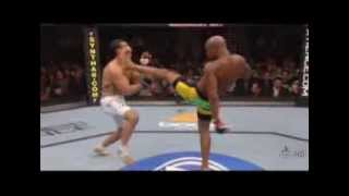 "Anderson ""The Spider"" Silva Best Highlights - Greatest Of All Time"