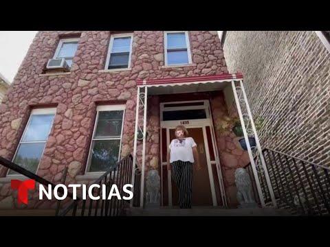 Temen que precios de las casas desplacen a muchos latinos | Noticias Telemundo