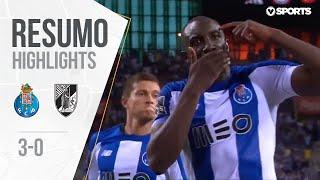Highlights   Resumo: FC Porto 3-0 Vitória SC (Liga 19/20 #4)