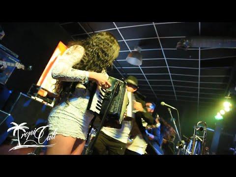 Grupo Sangarci-Cumbia Del Piropo en vivo desde Leonardos Night Club