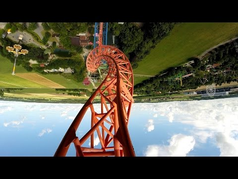 Rezension: Skyline Park Bayern Deutschland
