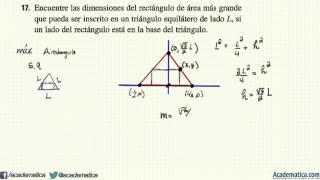 Problemas de Optimizacion - Libro de Stewart Problema 23