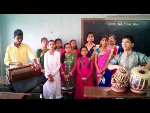 ya vishwachi amhi lekare (SVPM SCHOOL KALWA)