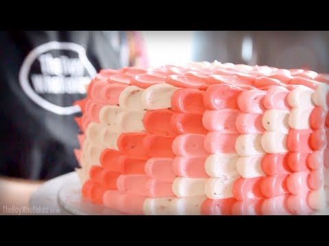 Ombre Cake - The Boy Who Bakes