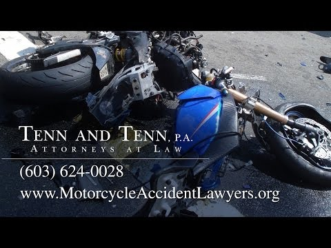 New Hampshire Motorcycle Accident Lawyers | Manchester, NH