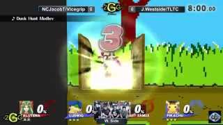 SSS 33 – NCJacobT/Vicegrip Vs. Jonny Westside/TLTC Doubles Winners Side - Smash Wii U