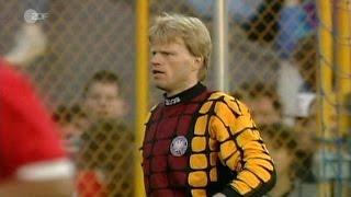 Kahn erstes Länderspiel | Schweiz vs. Deutschland 1995