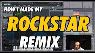 CRANKDAT - How I Made My ROCKSTAR Remix