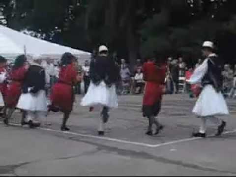 Danza albanese - balli albanesi