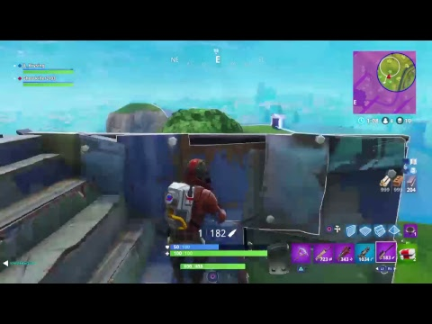Top fortnite player in the world, 500 Wins. First person to have fortnite on the phone gameplay
