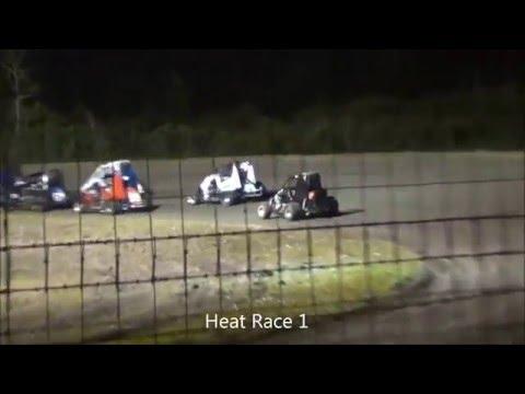 04-09-2016 Gulf Coast Speedway Heat 1