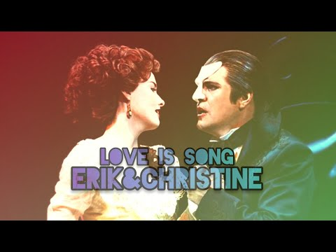 {PotO/LND} || Love is the Song ~ Erik&Christine || REQUESTED