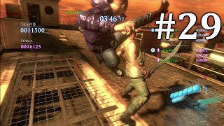 "Resident Evil 6 Survivors PS3 HD Team Match #29 ""Sniper Showdown"""