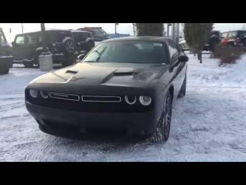 2018 Dodge Challenger GT   All Wheel Drive   Edmonton Alberta   18CL6808   Crosstown Auto Centre