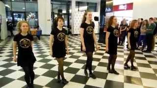 Ирландские танцы в ТРЦ Галилео