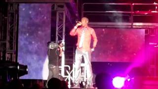 "Laden @ Reggae Sumfest, Montego Bay 7-21-11 Performing ""Time To Shine"""
