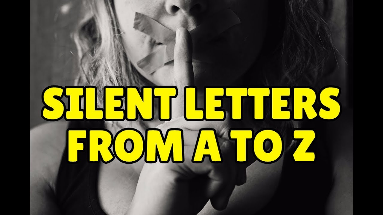 Short Words With The Letter Q.Silent Letters In English From A Z Espresso English