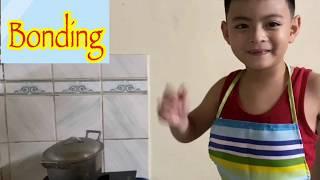 KANYES Vlog#10 HOW TO COOK PANCAKE