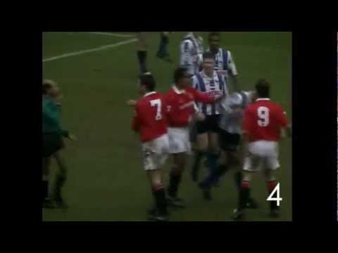 Manchester United Top 5 – No.4 – Brian McClair  1992/93