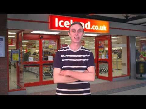 Iceland shops UK