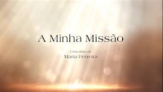capa de A Minha Missão de Maria Ferreira