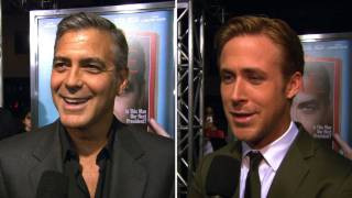 George Clooney Reveals the Secret to Ryan Gosling's Charm