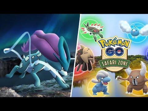 LISTA MISSÕES DE OUTUBRO, SAFARI ZONE EM NOVEMBRO - Pokémon Go   PokeNews thumbnail