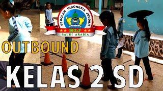 Ujian Praktek Olahraga Kelas 2 SD, Sekolah Indonesia Jeddah