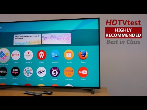 Panasonic DX902/ DX900 TX-58DX902B 4K HDR TV Review