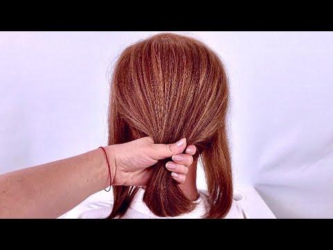 Прически на короткие волосы пошагово прически своими руками