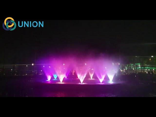 Đài phun nước Huế phiên bản nhạc rock | UNION JSCO