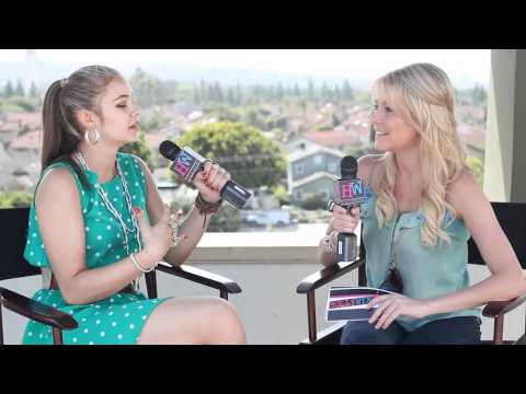 Ayla Kell Exclusive  on Season Finale of Make it or Break It