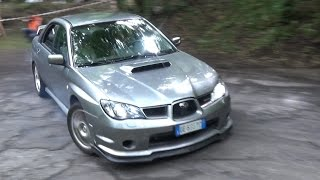INSANE Subaru Impreza WRX S204 Replica Climbing The Hill - Part 2!