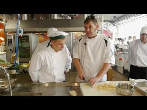Мастер-класс от Сержа Марковича - САЛАТЫ - - Простые вкусные домашние видео рецепты блюд