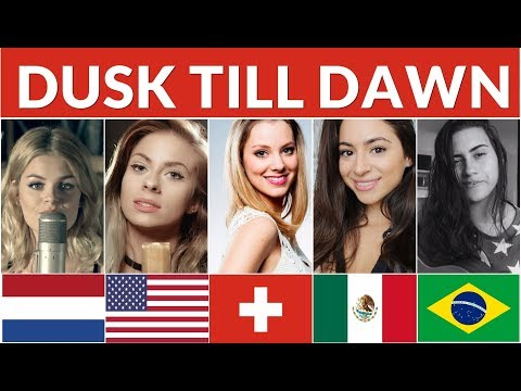Who Sang It Better : Dusk Till Dawn (Netherlands, USA, Switzerland, Mexico, Brazil)