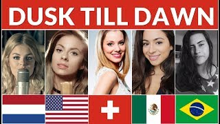 Who Sang It Better : Dusk Till Dawn (Netherlands, USA, Switzerland, Mexico, Brazil)