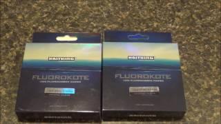 Fluorocarbon Coated Clear Fishing Line US KastKing FluoroKote Fishing Line